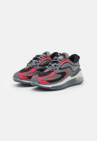 Nike Sportswear - AIR MAX ZEPHYR UNISEX - Sneakers laag - smoke grey/siren red/black/photon dust - 1