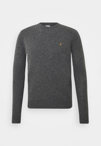 Farah - ROSECROFT - Stickad tröja - farah grey - 3