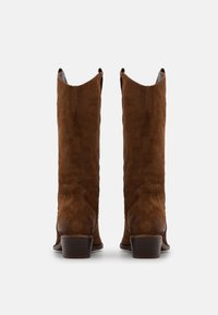 Felmini - WEST - Cowboy/Biker boots - marvin brown/vintage oiled - 3