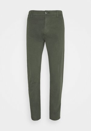 CHUCK REGULAR PANT - Chinos - forest night