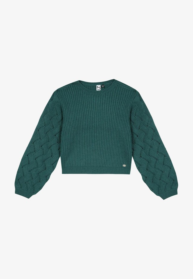 Trui - dark green