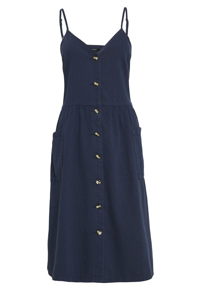 LOUISE DRESS - Day dress - blue