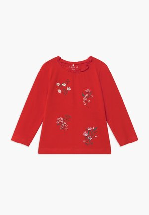 NMFKALISA - Long sleeved top - valiant poppy