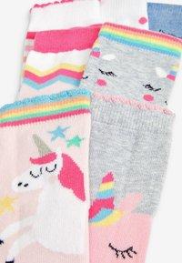 Next - 7 PACK - Socks - pink - 1