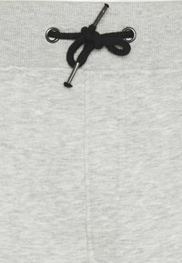 Pier One - 3 PACK - Shorts - black/mottled light grey/dark blue - 5