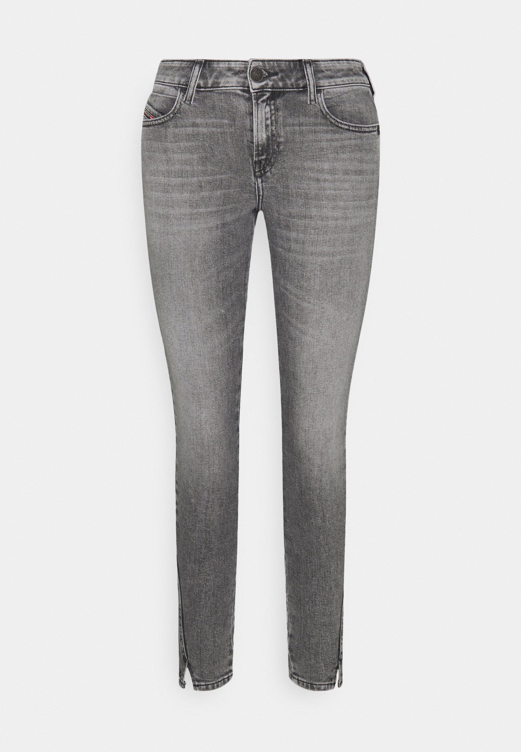 Damen D-JEVEL-SP2 - Jeans Skinny Fit