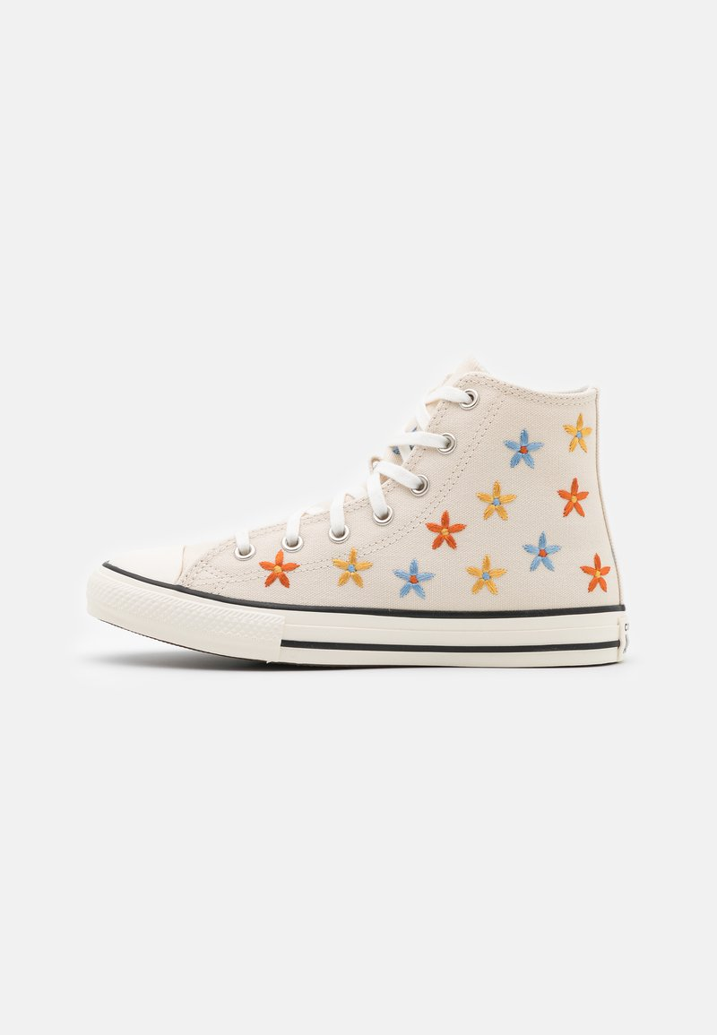 Converse - CHUCK TAYLOR ALL STAR - High-top trainers - natural ivory/egret/black