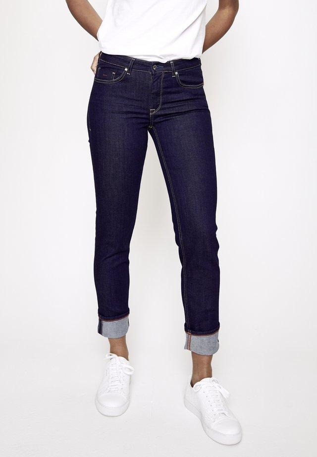 MAGGY - Straight leg jeans - dunkelblau