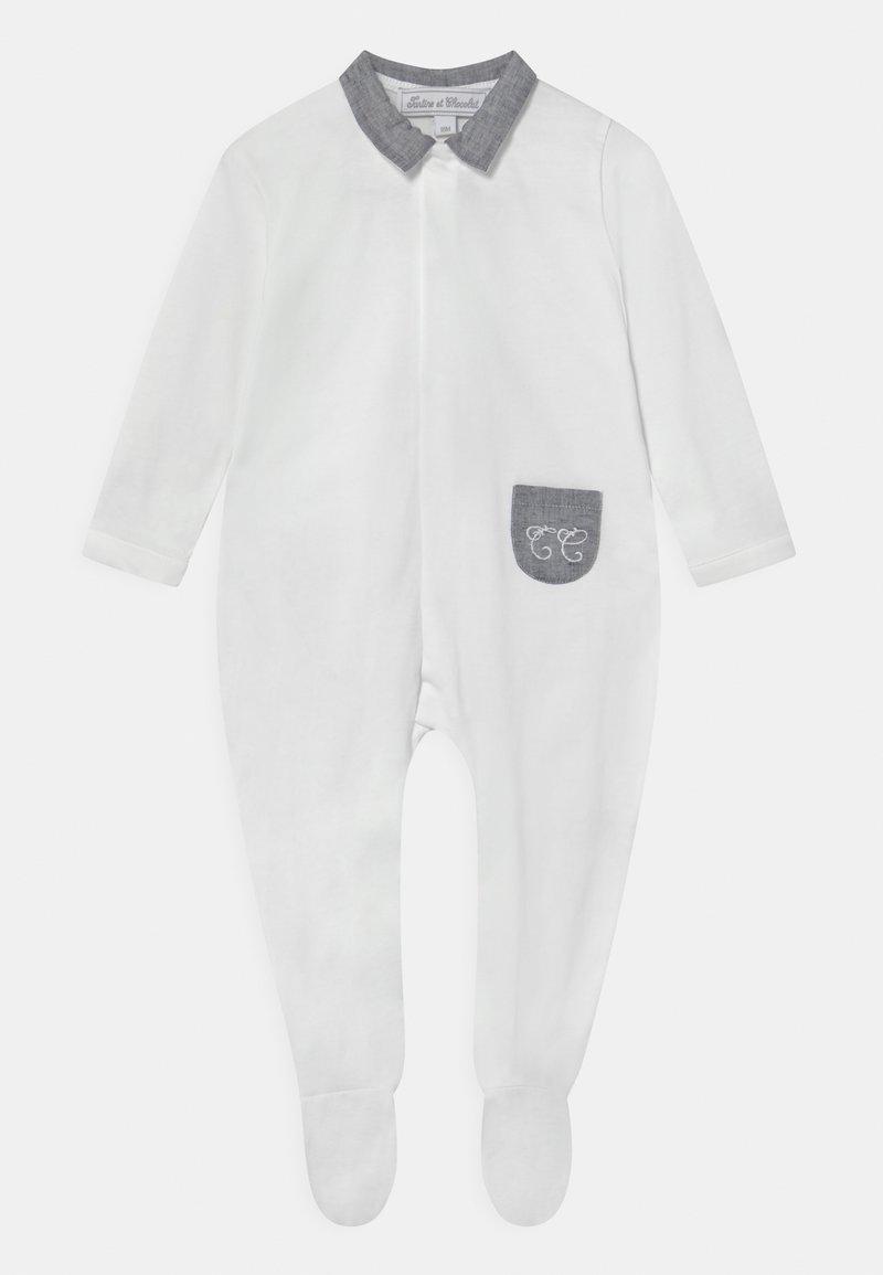 Tartine et Chocolat - DORS BIEN UNISEX - Sleep suit - white