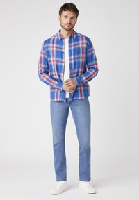 Wrangler - Shirt - limoges blue - 1