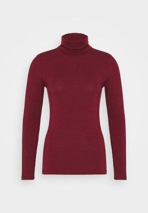 LULU - Maglietta a manica lunga - cabernet