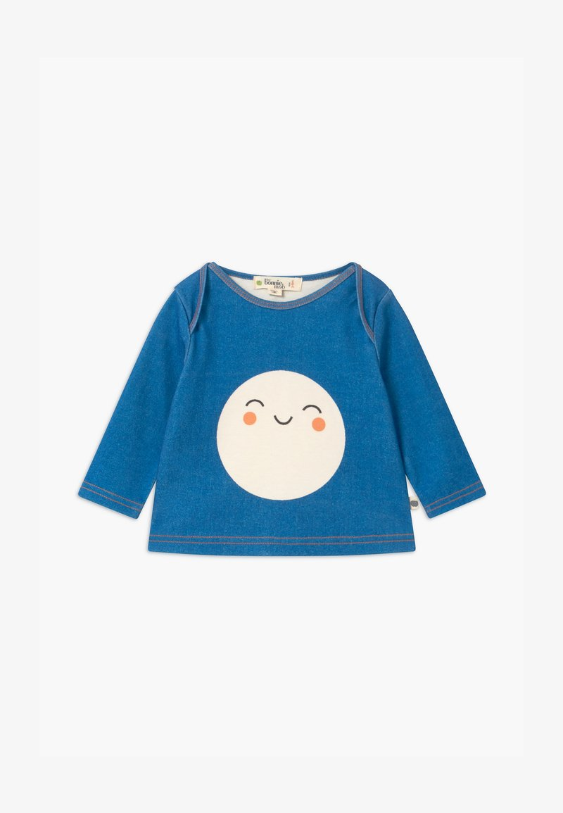 The Bonnie Mob - UNISEX - Long sleeved top - blue