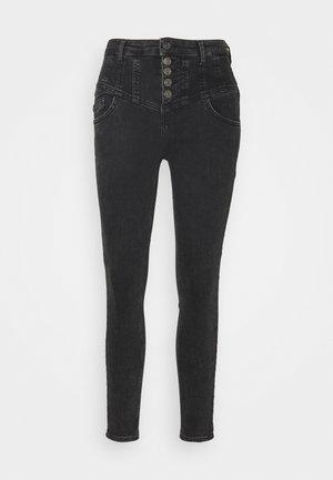 ONLJACKIE LIFE - Skinny džíny - black denim