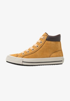 CHUCK TAYLOR ALL STAR BOOTS ON MARS - High-top trainers - wheat/pale wheat/birch bark