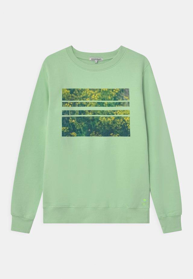 MONRAD  - Felpa - pastel green