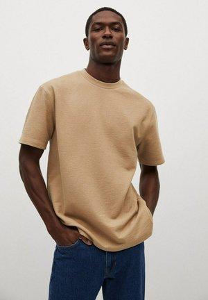 BRANKO - T-shirt basic - beige