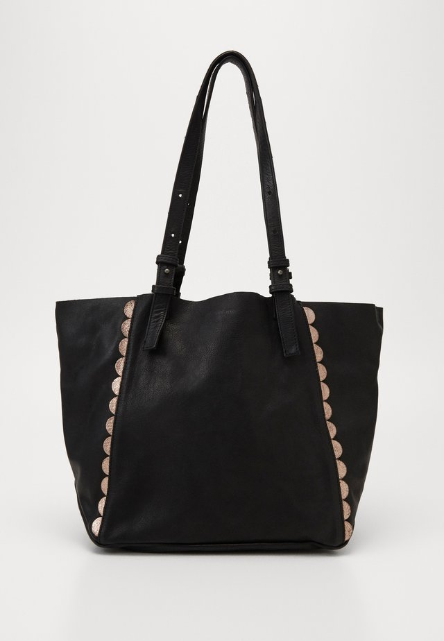 BLOOMY - Borsa a mano - black
