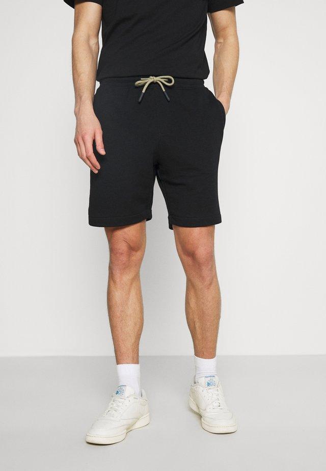 SLHMICAH - Shorts - black