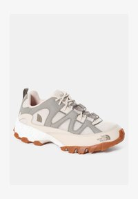 The North Face - W ARCHIVE TRAIL FIRE ROAD - Løbesko trail - pink tint/mineral grey - 2