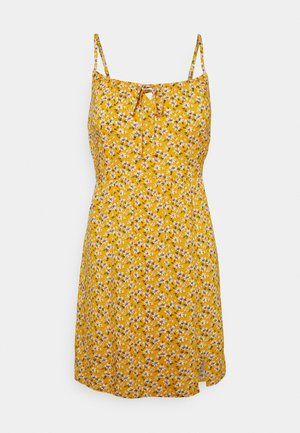 BARE DRESS - Robe d'été - yellow floral