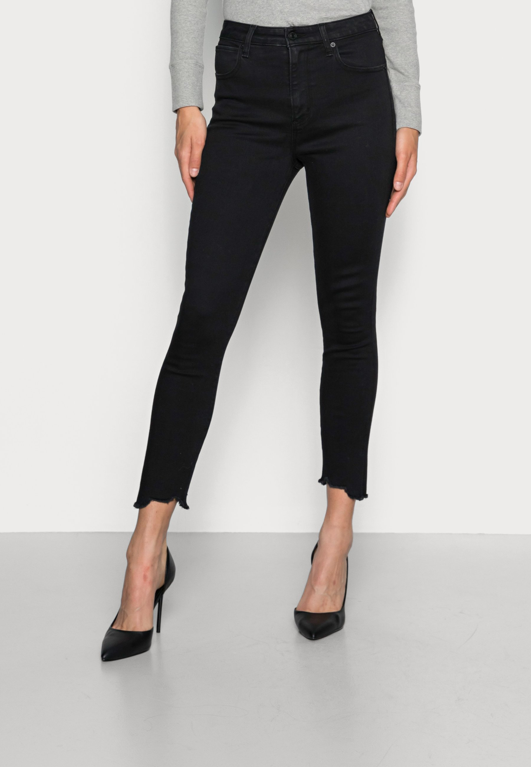 Women DUPE CURVY  ANKLE  - Jeans Skinny Fit