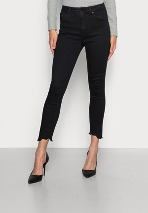 DUPE CURVY  ANKLE  - Jeans Skinny Fit - black clean