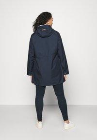 Ragwear Plus - HALINA - Summer jacket - navy - 2