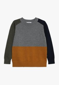 Molo - BUZZ - Pullover - mottled grey - 0