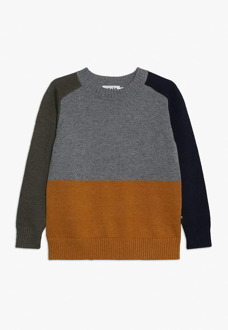 Molo - BUZZ - Pullover - mottled grey