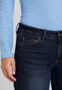TOM TAILOR DENIM - JONA - Jeans Skinny Fit - dark stone wash - 5