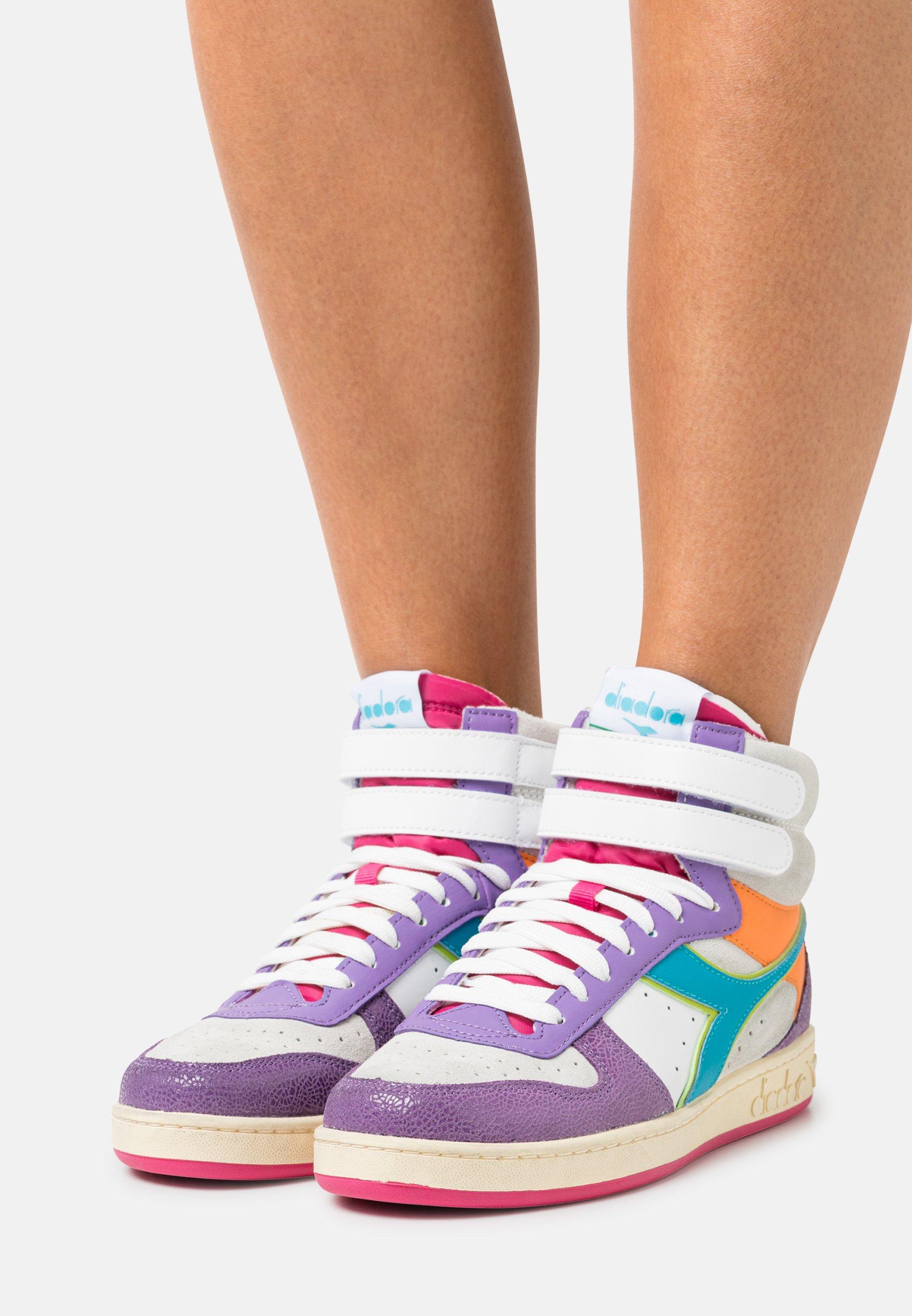 Damen MAGIC BASKET MID ICONA - Sneaker high