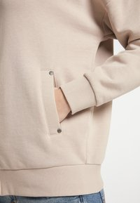 DreiMaster - Zip-up hoodie - beige - 3