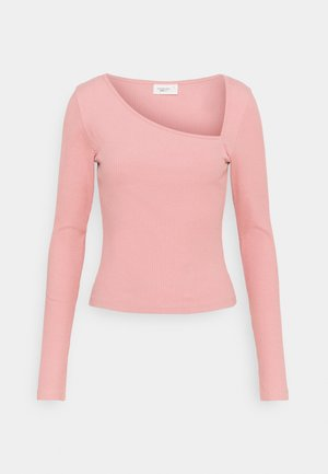 HAILEY  - Langærmede T-shirts - blush