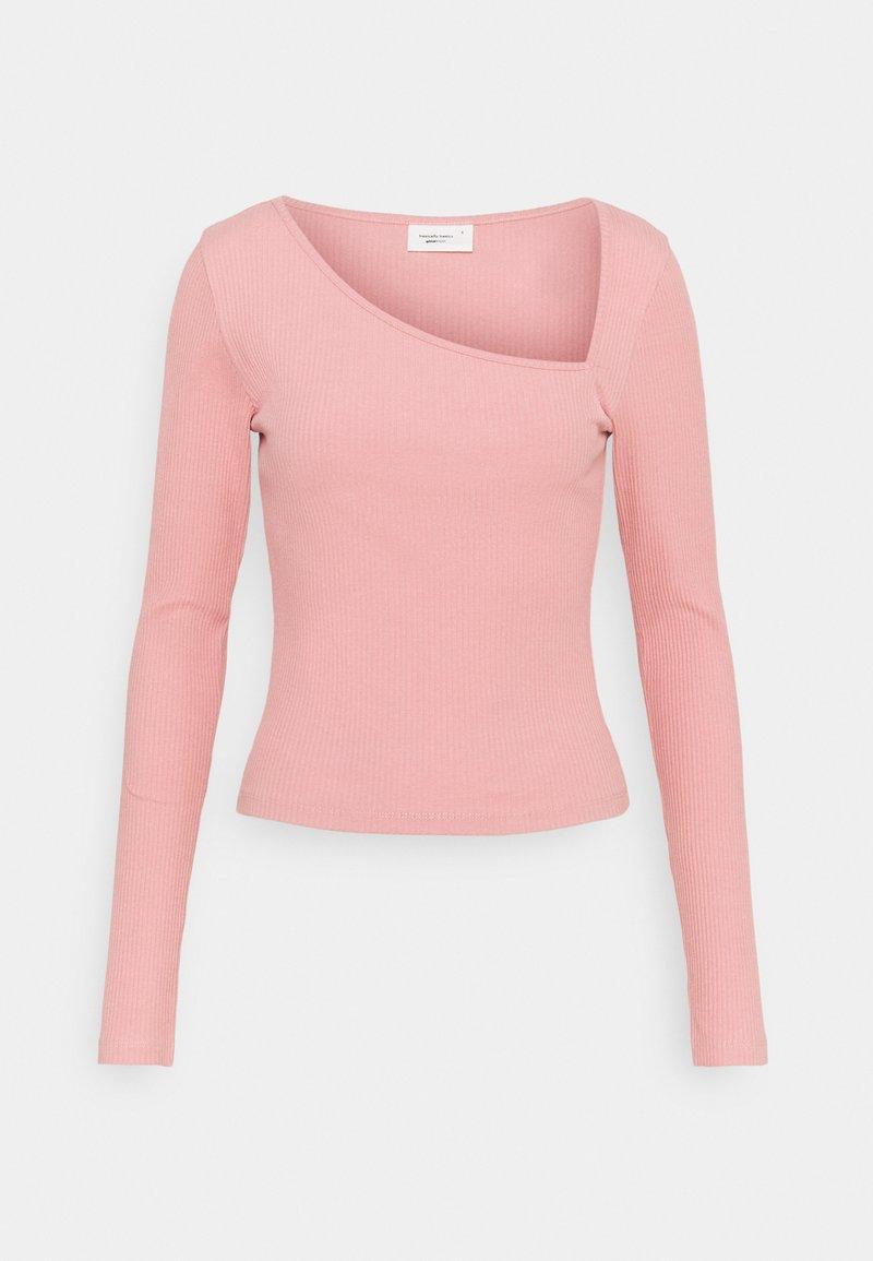 Gina Tricot - HAILEY  - T-shirt à manches longues - blush
