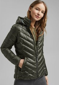 Esprit - Winter jacket - khaki green - 0