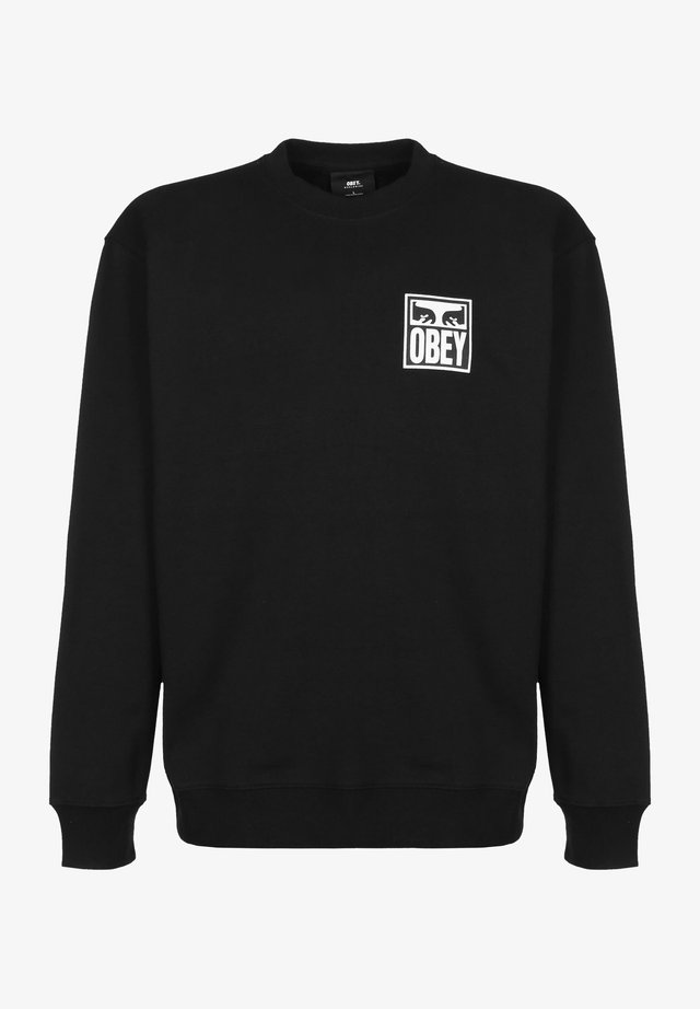 EYES ICON - Sweatshirt - black