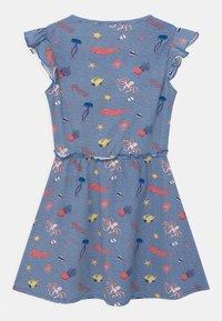 Lemon Beret - SMALL GIRLS  - Žerzejové šaty - nautical blue - 1