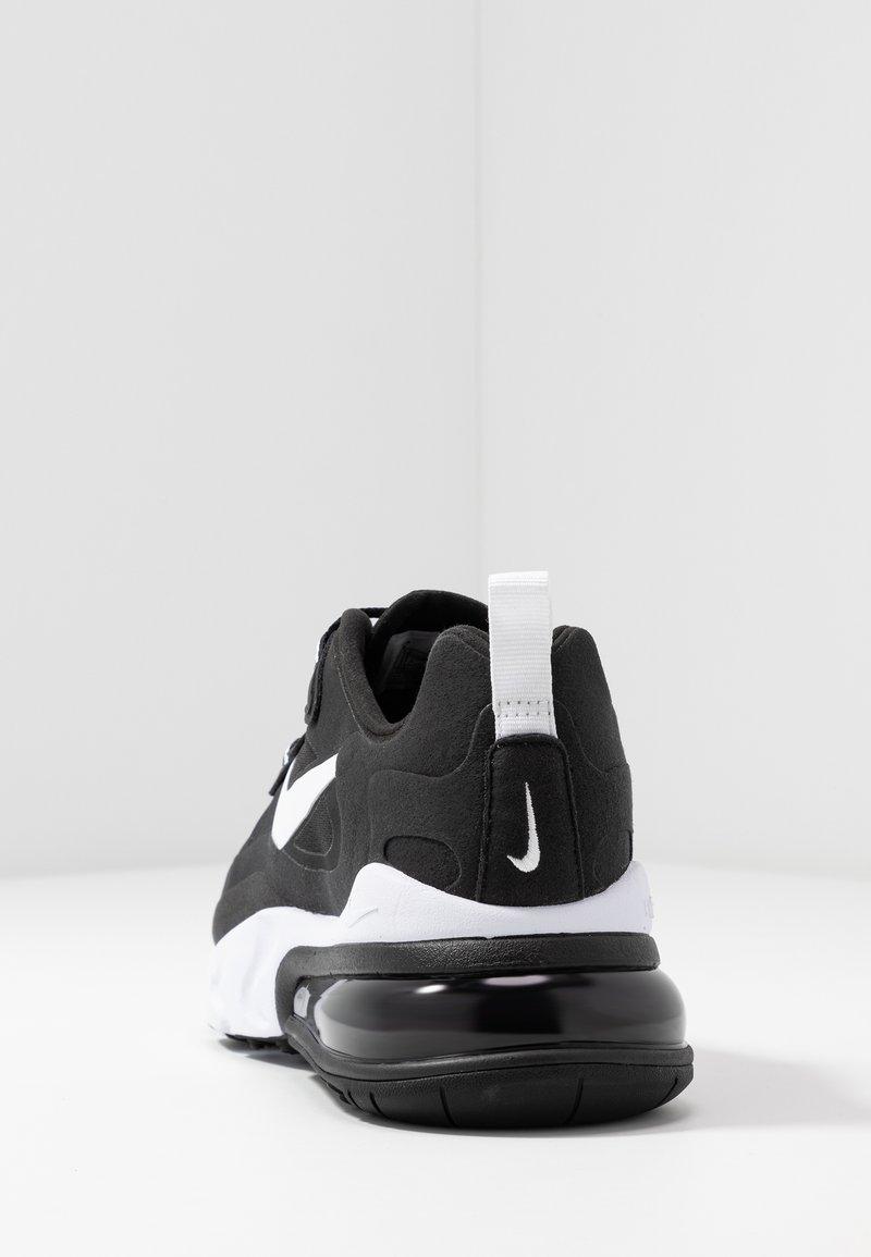 Adaptación solidaridad Suponer  Nike Sportswear AIR MAX 270 REACT - Trainers - black/white/black - Zalando .ie