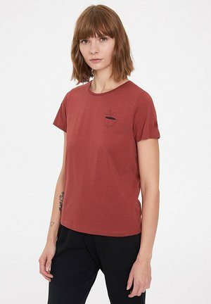 TEA - Print T-shirt - spiced apple