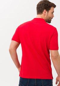 BRAX - STYLE PETE - Poloshirt - red - 2