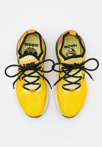 adidas Originals - NINJA ZX 2K BOOST SHOES UNISEX - Sneakers basse - yellow/legend gold/tech copper - 3