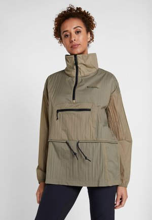 BERG LAKE ANORAK - Outdoor jacket - sage