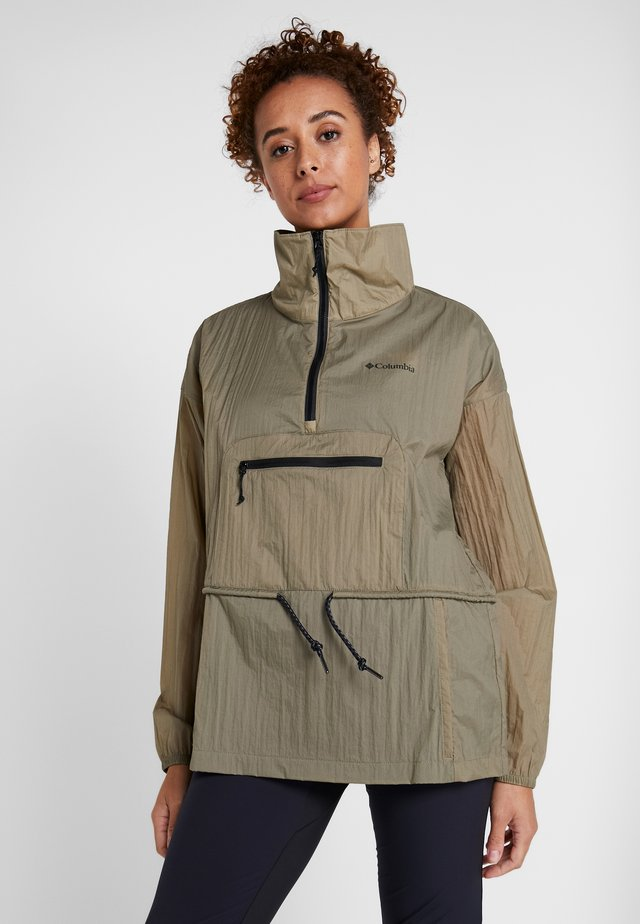 BERG LAKE ANORAK - Outdoor jacket - sage