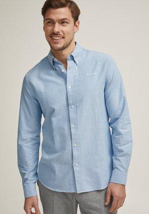 ETHAN OXFORD  - Shirt - lt blue