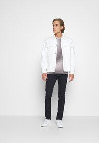 Replay - ANBASS AGED - Slim fit jeans - dark blue - 1