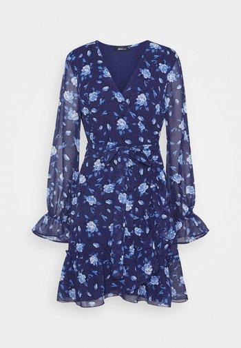 JULIANNA WRAP DRESS