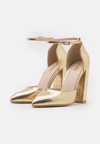 RAID - MAHI - High heels - gold - 2