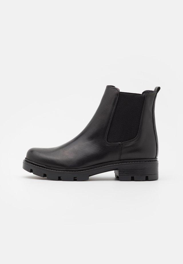 TESSA - Korte laarzen - black