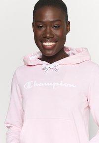 Champion - HOODED - Huppari - pink - 5