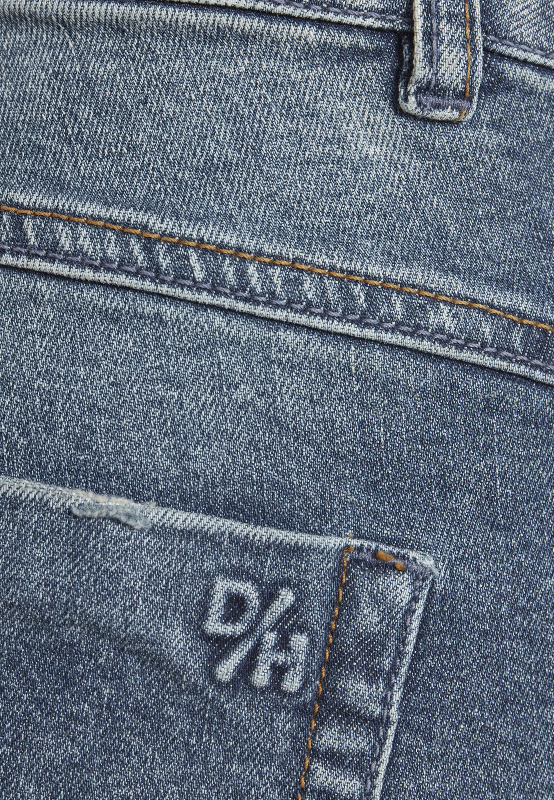 Denim Hunter DHBELFAST  - Jean flare - light-blue denim - Jeans Femme AndXe